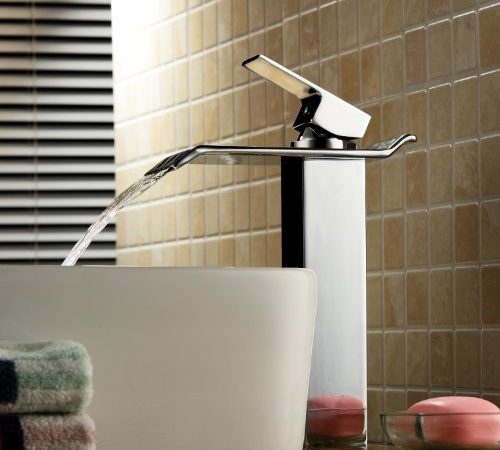 Jaida Bathroom Faucet lightinthebox® contemporary one handle deck mount solid brass