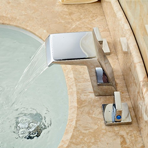 Widespread | Waterfall Faucet Shop