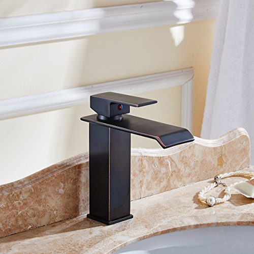 rubbed vessel sink handle mount basin faucets hot black single cold bronze deck brass and oil faucet mixer